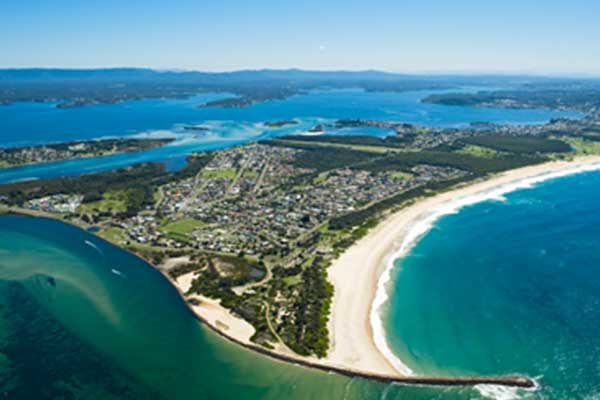 Caves Beach Resort Lake Macquarie
