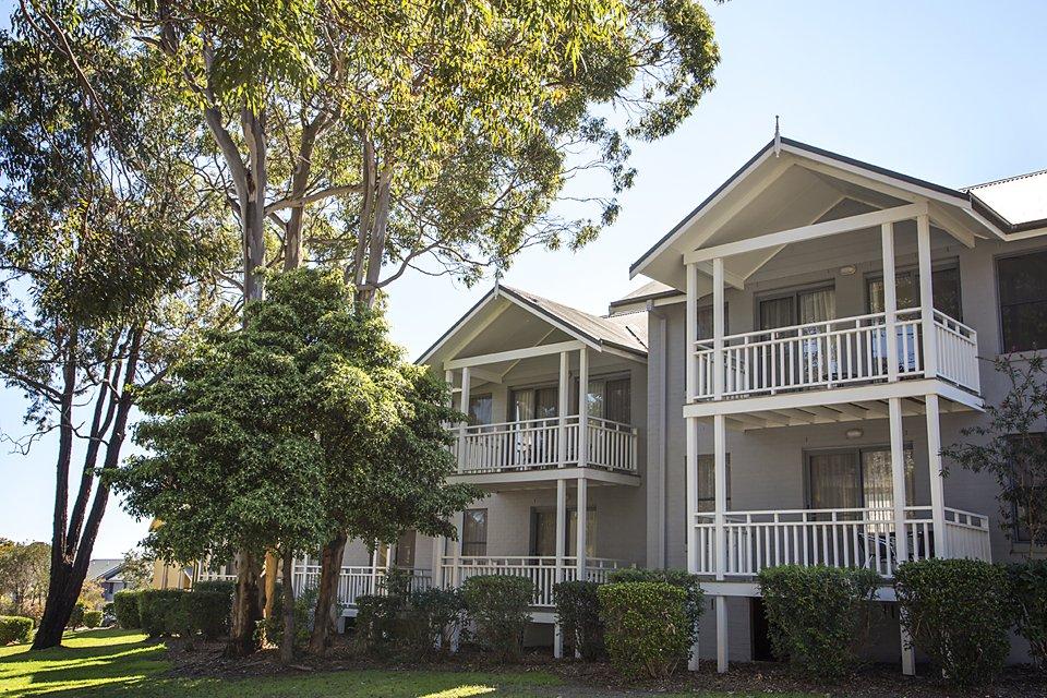 Terrace Accommodation