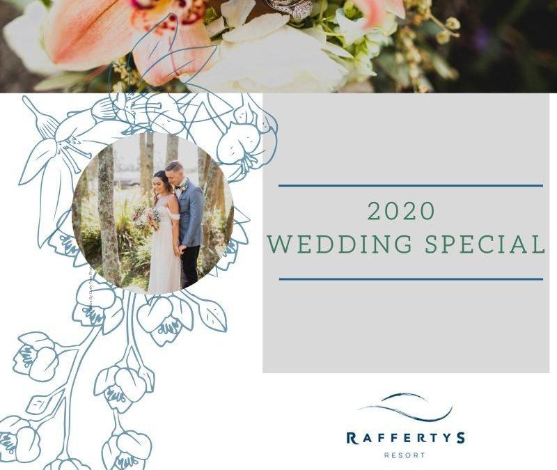 2020 Raffertys Wedding Special