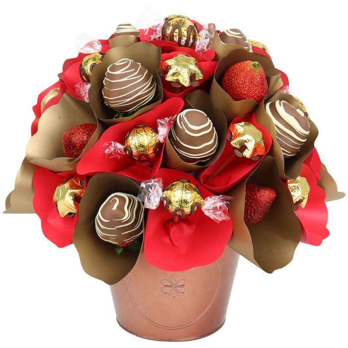 Chocolate Dipped Strawberries And Donut Bouquets Valentines Day Gift Ideas 2020 Australia 2 Raffertys Resort